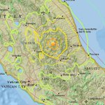 #BREAKING: 6.2-magnitude earthquake hits central Italy, 65 miles outside of Rome https://t.co/HDvy7LJwaI https://t.co/wy9w3h7PlG