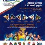 #TNPL starts today.. @dhanushkraja , @ActorMadhavan , @shriya1109 , @saidhanshika and @andrea_jeremiah to attend.. https://t.co/jv8J75SnkO