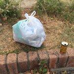 #拡散希望 #豊橋 #シーパレス #アクアリーナ 仕事終わりにシーパレスでゴミ拾い。先週拾ったばかりなのにもう沢山のゴミ!今日は吸い殻や燃えるゴミ拾ってきました。マジで捨てるな https://t.co/UYOyhDNhCr