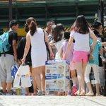 """""""爆買い""""失速で流通業界「中国シフト」戦略見直し 三越伊勢丹HDは新宿の大型免税店開業延期へ https://t.co/mlk4A6DGOX https://t.co/VdtPlUAw3y"""