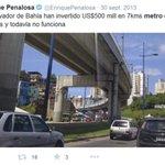 Estos trinos los borró Peñalosa, pero son su mejor respuesta a la estafa que le hace a Bogotá con su metro elevado https://t.co/R5qQQNzqtC