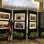 Muy grato ver en la exposición fotográfica de la Sen. @MarthaTagle el nombre y la imagen de @Mexico_Bonito ¡GRACIAS! https://t.co/qrlOBfwcOc