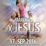 Invitan a marcha Iglesia Cristianas en #cdvictoria #Tamaulipas 17 de Septiembre 2016 8:30am Paseo Mendez Mateo 10:33 https://t.co/nawyMuvfb2