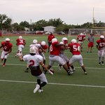 🅾🏈📸Just got a few photos from #Bronchos practice today.  Week 1 OHS notebook is coming up later tonight. https://t.co/c9veo17GQJ