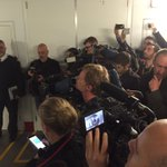 Media waits in Parliament basement for AFP to conduct search over leaked NBN documents https://t.co/pAaBoUdeic