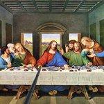#MasterChefBR mesmo é fazer um jantar para 12 convidados só com pão e vinho. E o jantar ser lembrado por 2 mil anos. https://t.co/q1WLQNRi6U