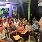 [AHORA]📢👏💪 Nuestro líder y defensor a muerte de la #RC #HernanMontenegro charla sobre #LaDecadaGanada. @MashiRafael https://t.co/T4fT5Hiubo