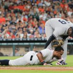 #MLB Valbuena está out ->> https://t.co/krmlEOTeD7 https://t.co/PHYpNm5W63