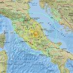 Magnitude-6.2 earthquake strikes near Norcia, Italy https://t.co/AlqmLFdOXQ https://t.co/aj2ugk5NSm