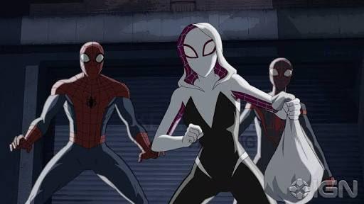 Doveが アニメ アルティメットスパイダーマンに登場する、スパイダーグゥエンの声を担当することが発表されました!彼女の