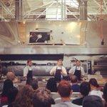 Discussing about Innovation in the San Francisco Cooking School.  Conversando sobre innovación en @SFCooking https://t.co/78kmC5btYp