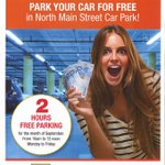 Free parking initiative in North Main Street Car Park for the month of September! #corkcc https://t.co/hNtHS5WZv9