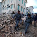 LATEST: At least 11 people have died after 6.2-magnitude earthquake strikes central Italy https://t.co/y2fMorhSwP https://t.co/1PxxRAAf06