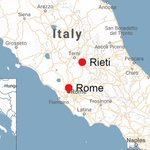 Magnitude 6.1 quake rattles Rome and central Italy https://t.co/OMvAZLoQtz https://t.co/hRYBy2Unqw