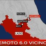 #UltimOra #Terremoto nel #CentroItalia, carabinieri: due morti nell'Ascolano #Canale50 https://t.co/JyQT9xTZxD https://t.co/iUWAq4A2a0