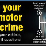 Dont be a victim of motorvehicle theft Click here: https://t.co/r20UzHfJOk for crime prevention advice #fb #bunbury https://t.co/c0IuhbdAAu