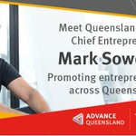 #itsagreatdayfor Qlds Chief #Entrepreneur Mark Sowerby will grow QLD #innovation ecosystem https://t.co/XcUncEMiqu https://t.co/0UjW8UffpT