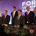 En #ForoBanorte nuestro Gobernador Electo @MartinOrozcoAgs con @CarlosHankMX, @rgilzuarth, @faportelar, líderes 🇲🇽 https://t.co/RnVY9vXiDr