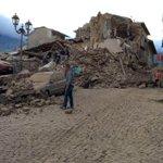 BREAKING: At least 4 dead in 6.2 magnitude #ItalyEarthquake according to CNN affiliate Rai. https://t.co/NCWWnJnRFG https://t.co/sv2GkqmpLE
