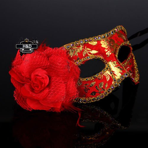 RT @bdsmgeekshop: ��#RomancE��Red♣Sexy♣Stunning⚫Venetian #Masquerade♠Eye #Mask��Ball♦Lace… https://t.co/sP0EFSusWU #YouNeedIt! https://t.co/Uf…