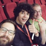 Obligatory conference selfie with @Apcros and Rob #yapceu2016 #pálinka https://t.co/pE1tfKvoWG