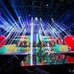 Terima kasih telah mengundang JKT48! Selamat Ulang Tahun @OfficialRCTI ! #RCTI27AnniversaryCelebration https://t.co/IANfARcW4u