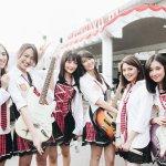 Terima kasih juga untuk @OfficialRCTI telah mengajak JKT48 Band tampil di @dahSyatMusik ! https://t.co/UTQtNHQC6H