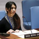 Former ISIS sex slave to UN Security Council: Why wont you refer ISIS crimes to the ICC? https://t.co/4AhtYv8loP https://t.co/VZU4PpqjnB