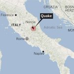 Two bodies have been pulled from the rubble after quake strikes Rome and central Italy https://t.co/JgD34RQgVn https://t.co/PMO9vnRkXe