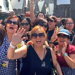 Today was fun! ..but tiring.. but FUN! Day well spent at Universal Studios! Thank you beri mucho, ADN LA! 🤗 https://t.co/at8VzQB4Fd