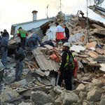 BREAKING: At least 14 dead in central #Italy as quake devastates towns https://t.co/iMnl30LjO4 #ItalyEarthquake https://t.co/30wJT7tbXz