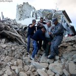 LATEST: Reports of fatalities after powerful 6.2-magnitude earthquake strikes central Italy. https://t.co/HnIBmhC9fQ https://t.co/MQNUQ8FOFj