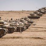 Allah Şanlı Ordumuza Güç Kuvvet Versin. Dualarımız Sizinle Şanlı Türk Ordusu #Cerablus @RT_Erdogan https://t.co/HRXrK1XWjL