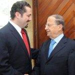 الخصم السياسي الفعلي للجنرال #ميشال_عون هو الرئيس #نبيه_بري وليس الرئيس #سعد_الحريري https://t.co/qN9GVDlsxi