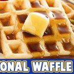 Happy #NationalWaffleDay! https://t.co/5S0AA68cej