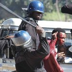 What kind of planet do the #Zimbabwe police officers come from. This madness has to stop #ThisFlag https://t.co/czhYNOxpQF