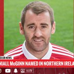 NEWS | Niall McGinn has today been named in the Northern Ireland squad for their match v Czech Republic next month https://t.co/dS1f0qmxoH