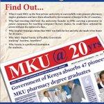Mount Kenya University Enhancing Pharmacy Training To Boost Regional Drug Manufacturing Capacity