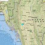 Potentially 6.8 quake in #Burma much more deadly than #ItalyEarthquake. Near former ancient capital of #Mandalay https://t.co/givGcpd1fv