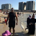 Burkinis...in #Israel https://t.co/mFjOrUz4TH @RealJStreets https://t.co/jcwDA5ydc6