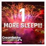 #CreamfieldsCountdown 1 More sleep!!! #Creamfields2016 https://t.co/y6g99pAIRM