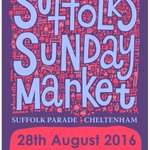 Dont  forget ..... This Sunday .....#TheSuffolks #sundaymarket ...#eat #drink and be merry.🍸🍰🍾🍰🍸🍾🍰🍸well be there! https://t.co/nyyFyDsc6N