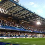 4,000 Bristol Rovers fans at Chelsea last night https://t.co/E6LVcEjptL