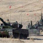 Selam kutlu sabaha! Şanlı Türk Ordusu #Cerablusa doğru harekete geçti. https://t.co/xRmeC9m1ns