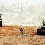 #Cerablus Bunlar #TÜRK Askeri #TÜRK Tankları Türkler İşgal Etmez..! Sivil Öldürmez..! Gittiği Yere Özgürlük Getirir. https://t.co/xLaehElwud