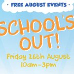 Were hosting a FREE Schools Out #event for #children on Friday. RT! #Salford #Manchester https://t.co/xnj9PdGaZF https://t.co/jM4MEYEawC