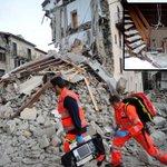 PHOTOS: Powerful magnitude 6.2 earthquake strikes Italy, devastating towns and cities https://t.co/VFEeBFsbRn https://t.co/QPlE8Z5GhA