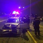 10-4-1 Av. Los loros y Diego de Almagro. 0-4 choque de vehículo menor con luminaria pública, un lesionado. BX-2, B-6 https://t.co/PRP77gdGt2