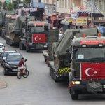 #Turkey sending more tanks, armored vehicles to #Syria border in #Jarabulus op. against #Daesh, #PYD https://t.co/NOzOx0Jm85