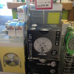Too hot? Maplin still have fans in stock!! Get to sleep with a cool breeze in the room #barnsleyisbrill https://t.co/A20qcBiYCD